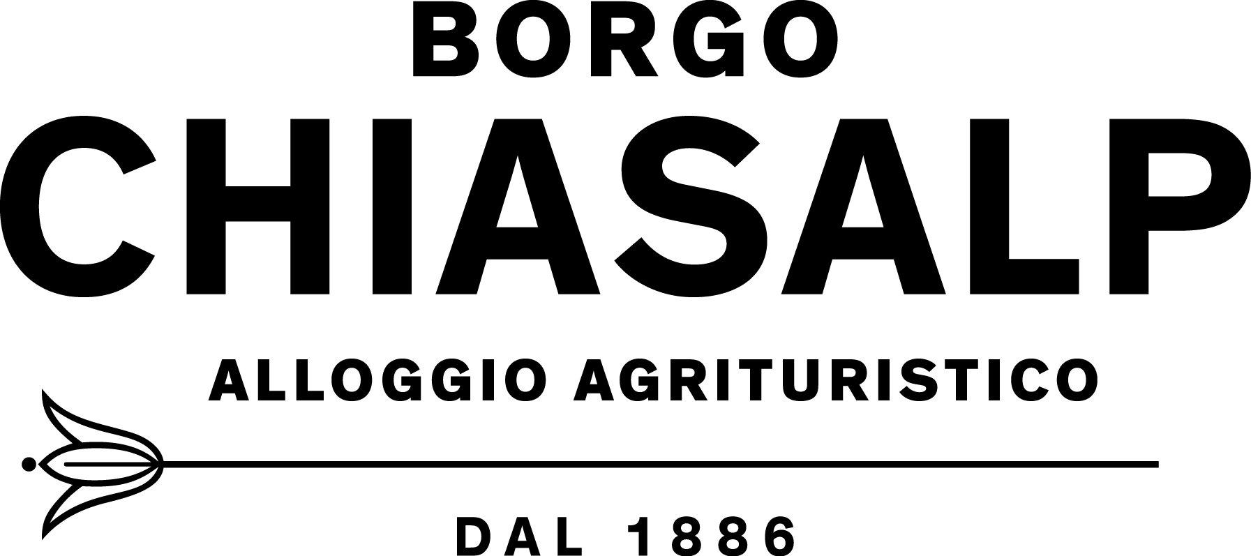 Logo Chiasalp_Nero